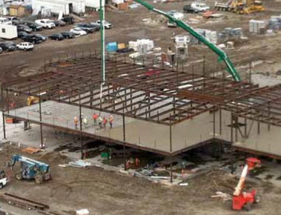 Yakima Steel Structural Division